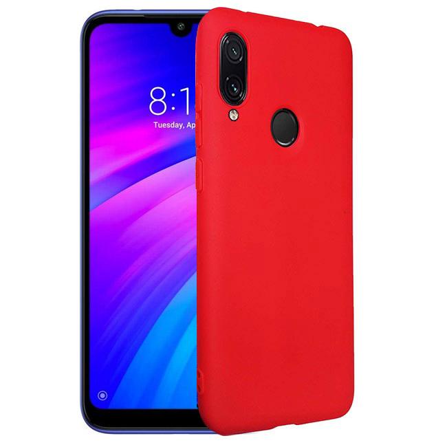 قاب محافظ ژله ای شیائومی Slim Matte TPU Case | Xiaomi Redmi 7