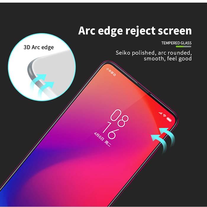 محافظ صفحه شیائومی Magic Full Cover Glass Xiaomi Redmi K20 | Redmi K20 pro