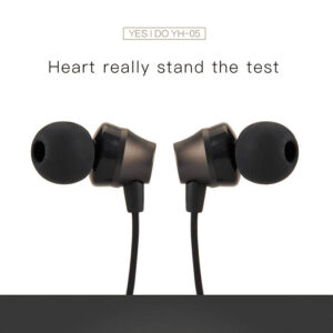 هندزفری سیمی ساختار ارگونومیک YESIDO Noise Cancelling Earphone   YH-05