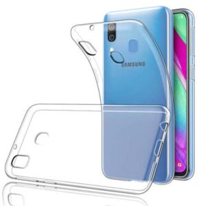 قاب پشت طلقی سامسونگ Ultra-Thin Clear Case Galaxy A30 | Galaxy A20