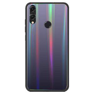 قاب رنگین کمانی لیزری آنر Baseus Laser Aurora Glitter Cover   Honor 8X
