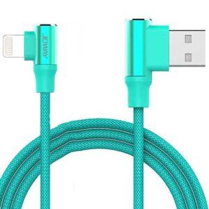 کابل شارژ سریع و دیتا لایتنینگ JOWAY L-Shape Data & Charging Cable | Li112