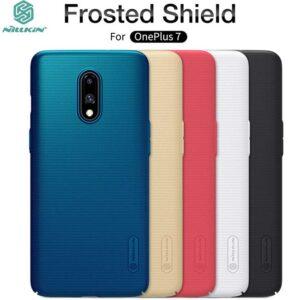 قاب نیلکین وان پلاس Nillkin Super Frosted Shield Matte Cover | OnePlus 7