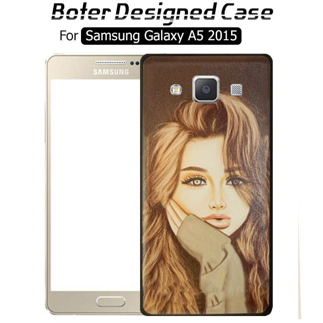 قاب طرح دار سامسونگ گلکسی Boter Girl Design Case | Galaxy A5 2015