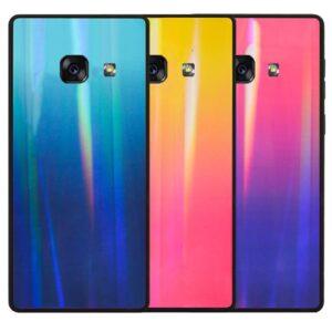 قاب لیزری هفت رنگ سامسونگ Baseus Laser Aurora Case Galaxy A5 2017 | A520