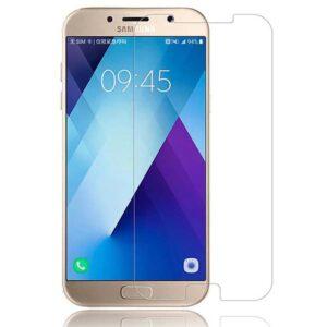 محافظ نمایشگر شیشه ای سامسونگ 9H Glass Guard Galaxy A7 2017 | A720
