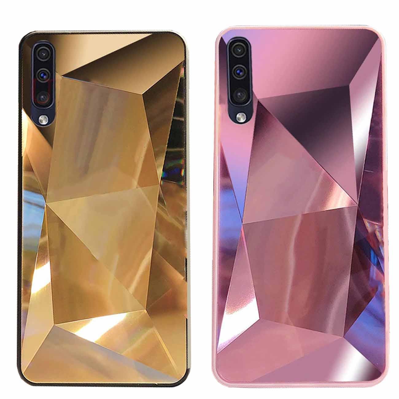 قاب الماسی براق سامسونگ Luxury Diamond Glass Case   Galaxy A70