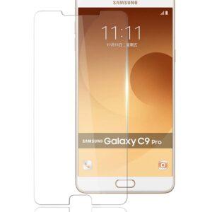 محافظ نمایشگر شیشه ای سامسونگ 9H Glass Guard Galaxy C9 | C9 Pro