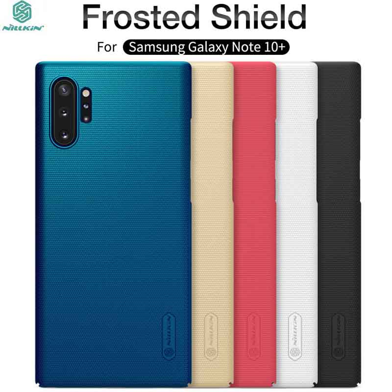 قاب فراستد شیلد سامسونگ Frosted Shield Nillkin Case | Galaxy Note 10 Plus
