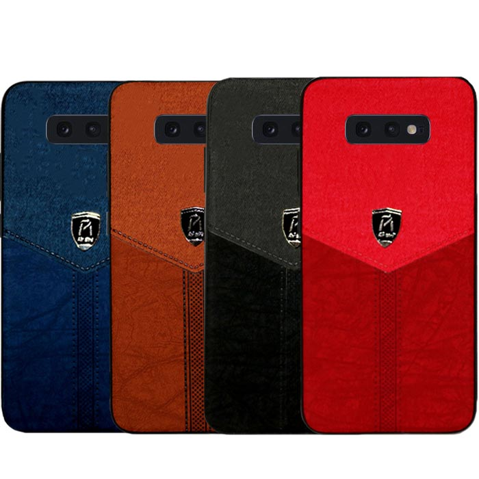 قاب طرح پارچه سامسونگ Air Birds Cloth Pattern Case Galaxy S10e | Galaxy S10 Lite