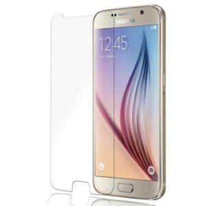 محافظ صفحه شیشه ای سامسونگ 9H Tempered Glass Guard | Galaxy S6