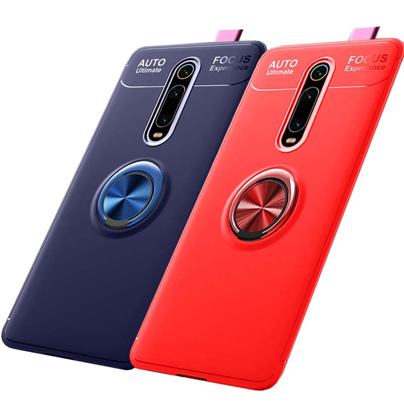 قاب حلقه دار شیائومی Becation Ring Holder Case Xiaomi Redmi K20 | Redmi K20 Pro