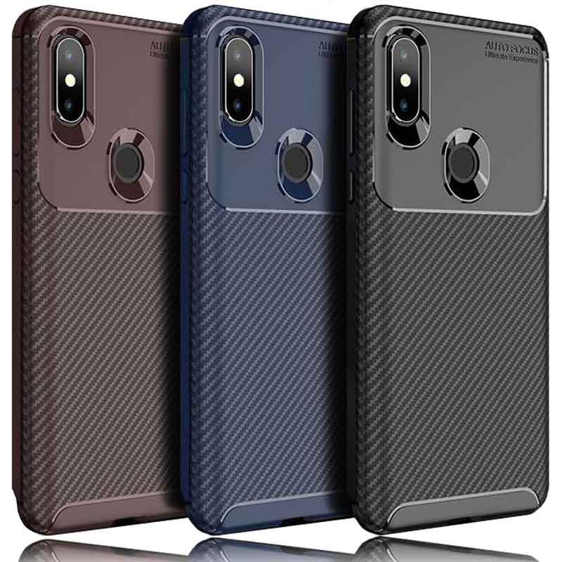 قاب محافظ فیبر کربن شیائومی Fiber Carbon Beetle Case | Xiaomi Mi Mix 3