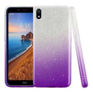 قاب براق اکلیلی شیائومی Jelly Alkyd Back Case | Xiaomi Redmi 7A