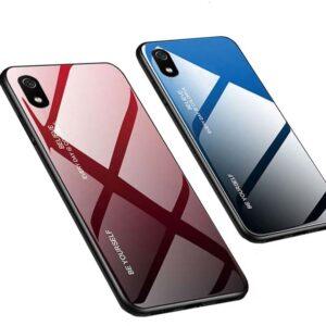 قاب پشت گلس شیائومی Tempered Glass Gradient Case   Xiaomi Redmi 7A