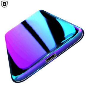 قاب رنگین کمانی شیائومی Baseus Gradient Color Blaze Case | Redmi Note 7