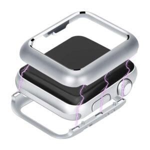 قاب مگنتی اپل واچ Magnetic Metal Frame Protective Case for Apple Watch | 42MM