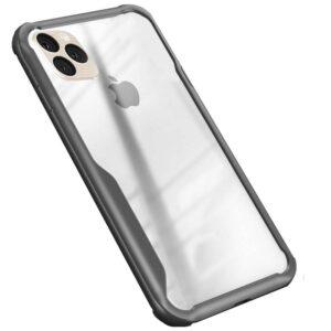 قاب محکم ژله ای شفاف آیفون Clear Shock-Proof Armor Case | iphone 11 Pro
