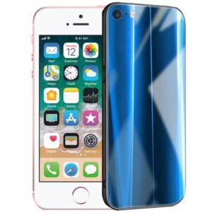 قاب لیزری براق اپل Baseus Laser Aurora Case iphone 5 | 5s | iphone se