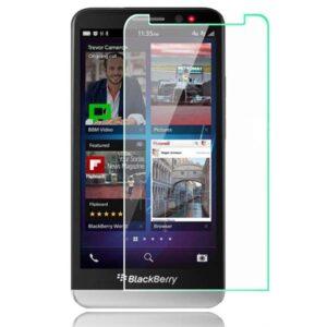 محافظ صفحه نمایش بلک بری Tempered Screen Protector Glass | BlackBerry Z30