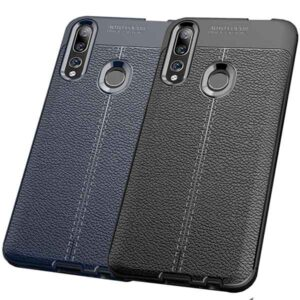 قاب اتو فوکوس هواوی Auto Focus Flexible Texture Case | P Smart Z