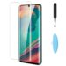 buy price huawei p30 pro 3d curved uv nano light full glue tempered glass گلس یو وی نانو