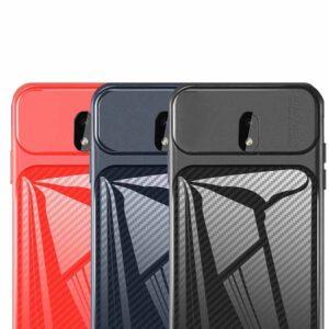 قاب فیبر کربن نوکیا Auto Focus Soft Carbon Fiber Cover | Nokia 2.2