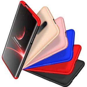 قاب فول کاور 360 درجه وان پلاس GKK 3 in 1 Full Cover | OnePlus 7 Pro