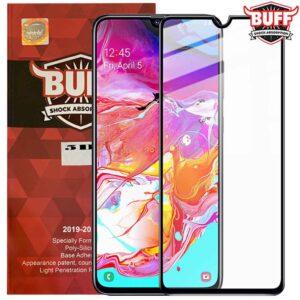 محافظ صفحه بوف سامسونگ BUFF 5D Formulated Glass | Galaxy A70