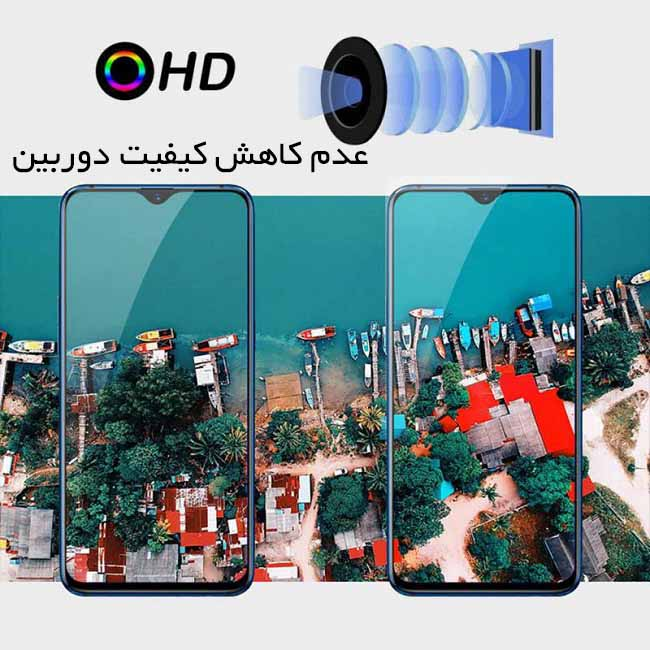 محافظ نانو لنز دوربین سامسونگ Camera Pet Lens Protector | Galaxy Note 9