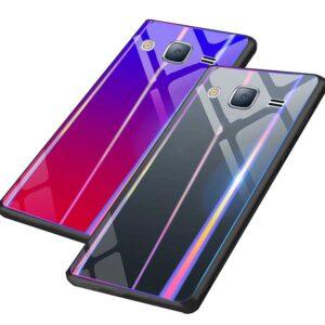 قاب لیزری سامسونگ Baseus Laser Aurora Case | Galaxy j3 2016