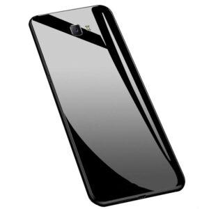 قاب پشت گلس سامسونگ Tempered Glass Case | Galaxy j4 Plus