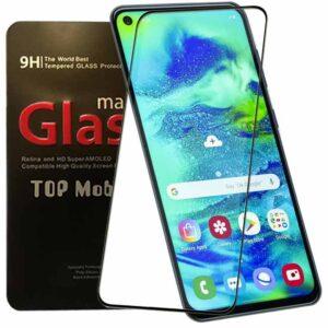 محافظ صفحه نمایش سامسونگ Magic High Definition Full Body Glass | Galaxy M40