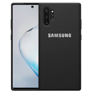 buy price samsung galaxy note 10 plus soft touch liquid silicone case قاب گوشی