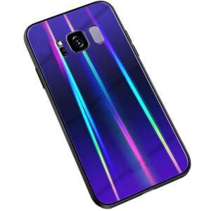 قاب لیزری سامسونگ Baseus Luxury Laser Aurora Case | Galaxy S8 Plus