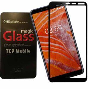 محافظ صفحه پوشش کامل نوکیا Magic Full Body Glass Film | Nokia 1 Plus