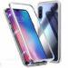buy price xiaomi mi 9 se magneic adsorption technology metal bamper case قاب گوشی