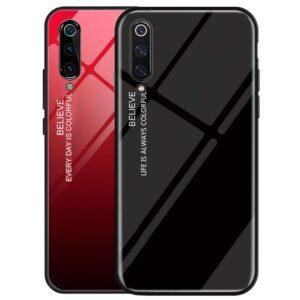 قاب پشت گلس شیائومی Tempered Glass Gradient Color Case | Xiaomi Mi 9 SE