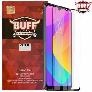 محافظ نمایشگر بوف شیائومی BUFF Formulated 5D Glass | Xiaomi Mi CC9