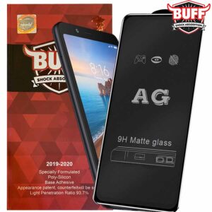 محافظ صفحه مات شیائومی BUFF Anti-Glare Full Matte Glass   Redmi 7A
