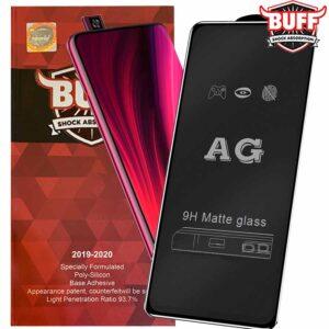 محافظ صفحه مات شیائومی BUFF Anti-Glare Full Matte Glass Redmi K20   K20 Pro