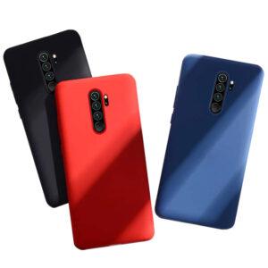 قاب ژله ای مات شیائومی Shield Frosted TPU Case | Redmi Note 8 Pro