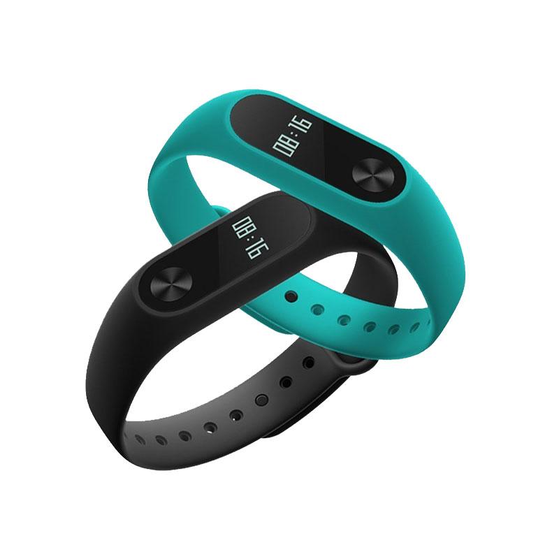 بند دستبند سلامتی می بند 3 مدل سیلیکونی Silicone Strap   Mi Band 3