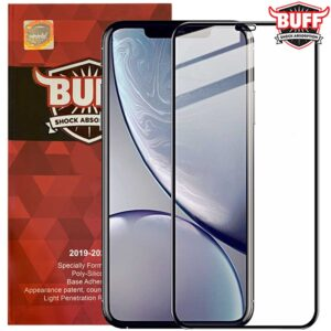 محافظ صفحه بوف آیفون BUFF Shock Absorption 5D Glass | iphone 11 Pro