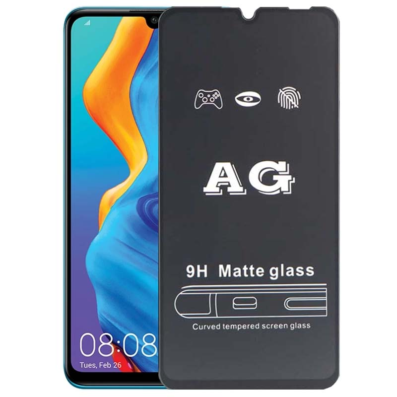 محافظ صفحه مات هواوی Anti-Glare Matte Glass Huawei P30 Lite | Nova 4e