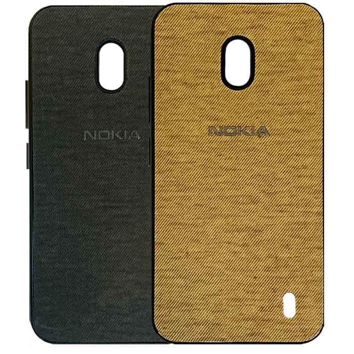قاب طرح پارچه نوکیا Cloth Pattern Case | Nokia 2.2