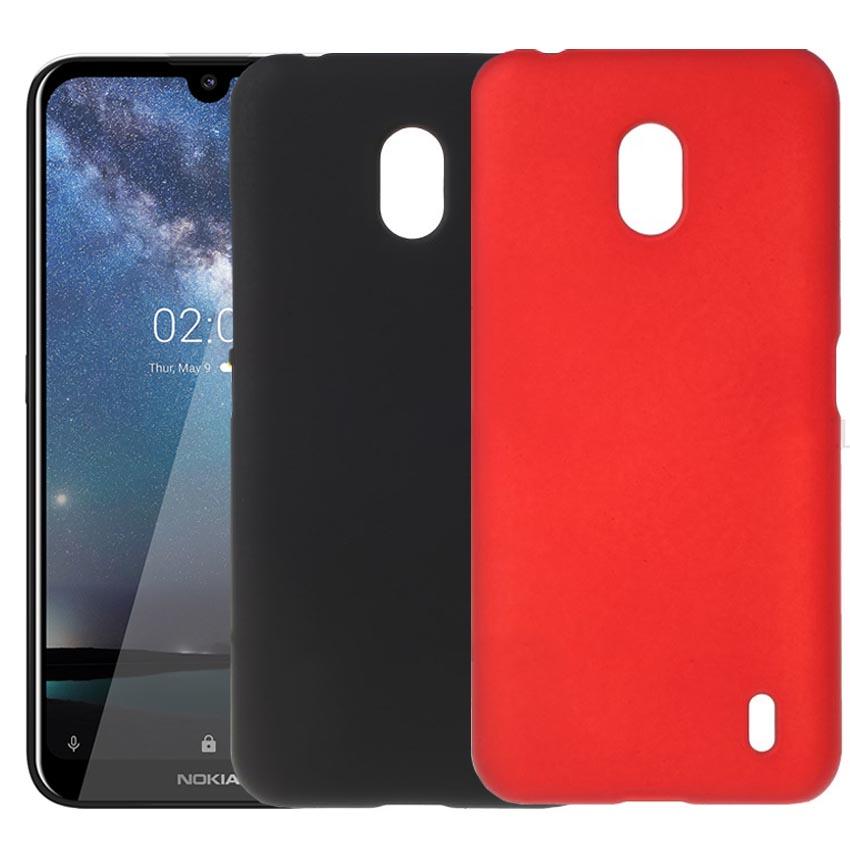 قاب ژله ای نوکیا TPU Soft Silicone Matte Case | Nokia 2.2