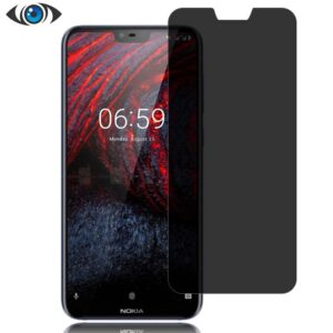 محافظ صفحه ضد جاسوسی نوکیا Anti-Spy Glass Nokia X6 | Nokia 6.1 Plus