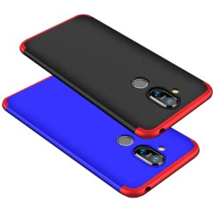 قاب فول کاور نوکیا Full Cover 3 in 1 GKK Case Nokia X7 | Nokia 8.1
