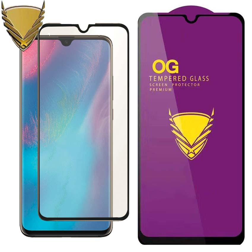 محافظ صفحه با روکش سخت هواوی Golden Armor Glass P30 Lite | Nova 4e